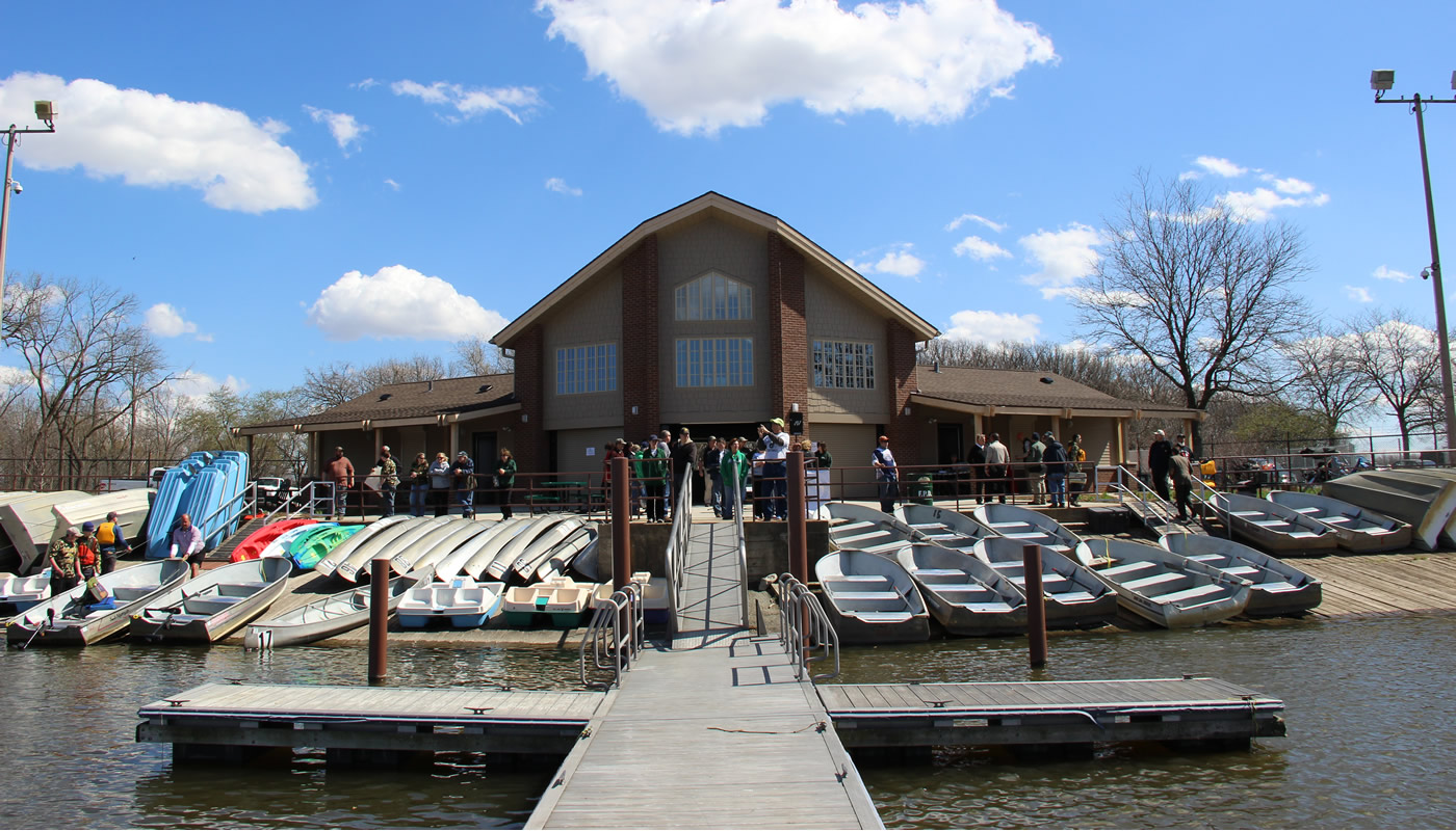 Busse Lake Boating Center
