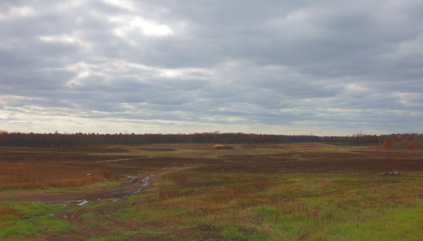 Orland Grassland area