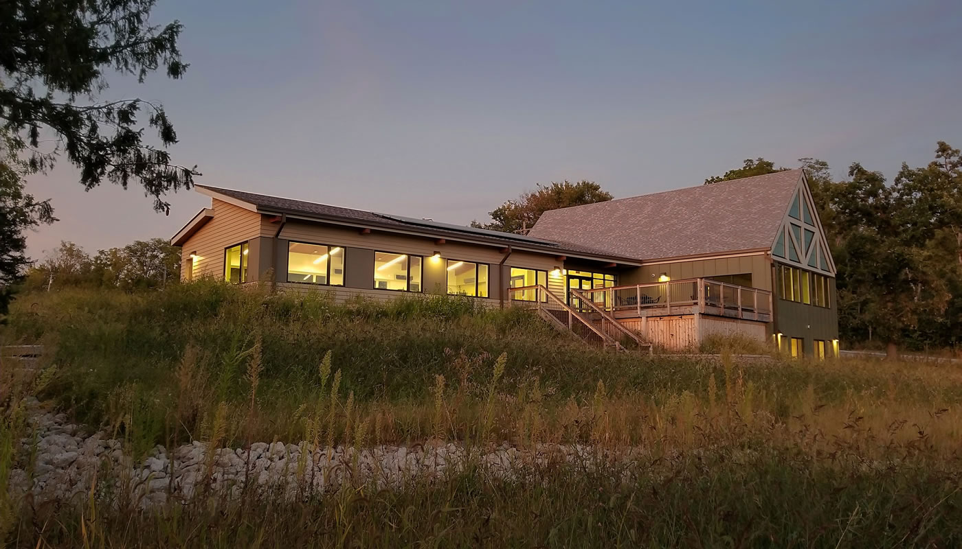 Rolling Knolls Pavilion