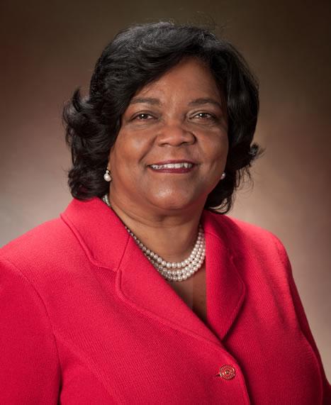 Dr. Sylvia Jenkins headshot