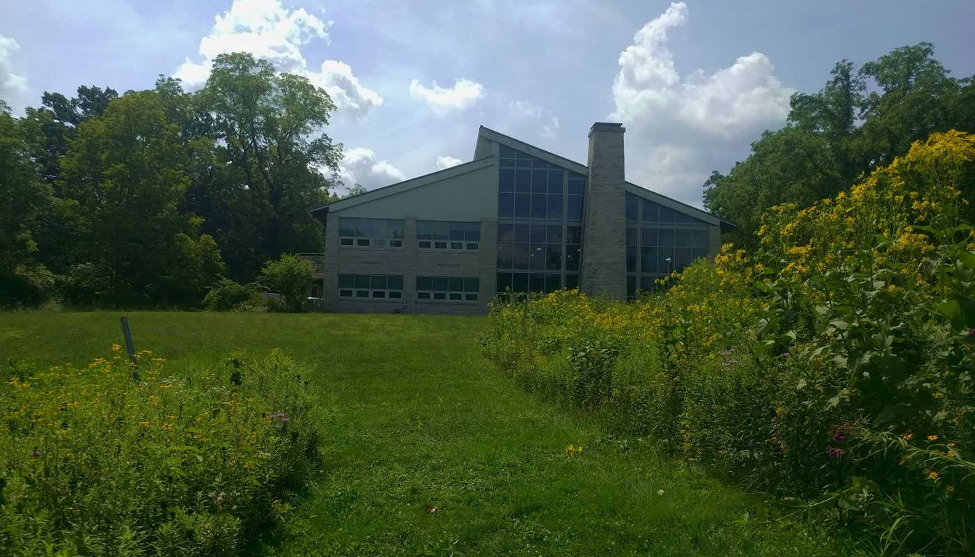 Sagawau Environmental Learning Center in summer.