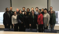 Members of the Forest Preserves Racial Equity/Diversity & Inclusion (REDI) Committee.