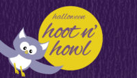 Halloween Hoot n Howl logo